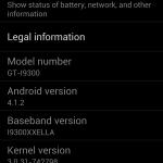 Samsung ปล่อยเฟิร์มแวร์แก้ไขช่วงโหว่ Exynos ให้ผู้ใช้ Galaxy S III เเล้ว !