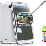 Samsung ปล่อยอัพเดท Android 4.1.2 Jelly Bean ให้กับ Galaxy Note 2 เครื่องศูนย์ไทยเเล้ว !