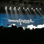 Samsung เปิดตัวชิปเซ็ตตัวใหม่  Exynos 5 OCTA มาพร้อมความเเรงของ CPU 8 คอร์ !