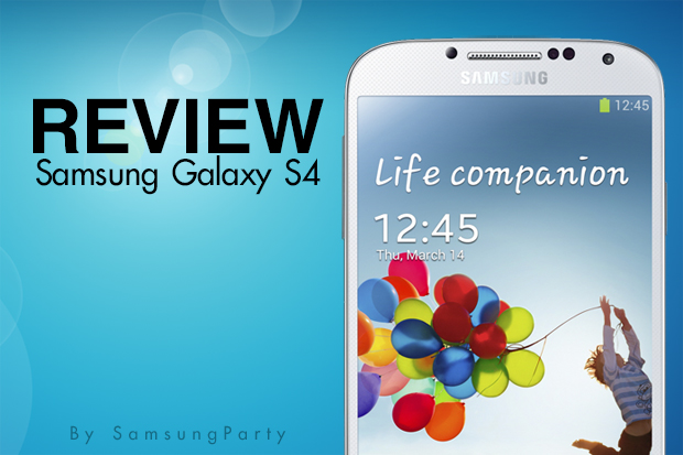 Samsung Galaxy S4 High End Life Companion