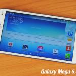 รีวิว Samsung Galaxy Mega 5.8  ตอนที่ 2 สองซิมสแตนด์บายฟีเจอร์ครบ
