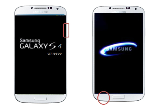 how to change safe mode in samsung