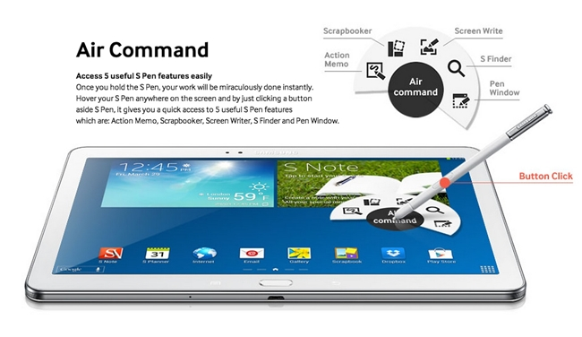 Samsung-Galaxy-Note-10.1-2014-edition-Air-command