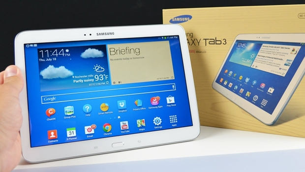 Android Tablet Review - Samsung Galaxy Tab 3 10.1