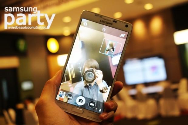 Samsung Galaxy Note 4 ถือเป็นรุ่นที่หลายๆคนต่างจับตาเป็นอย่างมาก เพราะนี้คือสุดยอดเรือธงประจำปีของซัมซุุงนั้นเอง ซึ่งจากที่ได้ลองจับและใช้งานมาสักระยะนึง ต้องบอกเลยว่า Note 4 ให้ความรู้สึกในการจับที่ดูพรีเมี่ยมมากกว่ารุ่นก่อนหน้านี้มาก