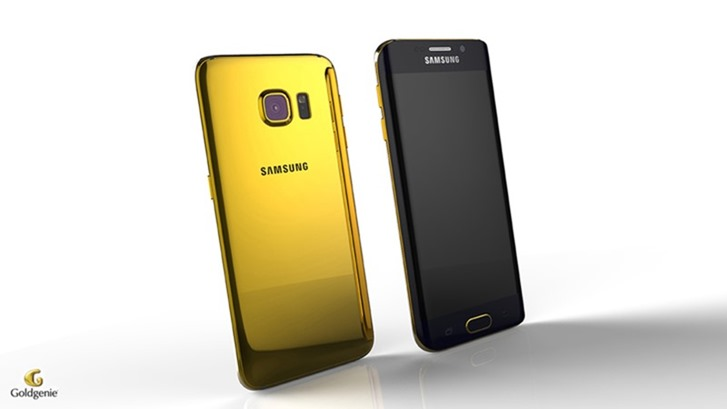 S6 Gold Edition