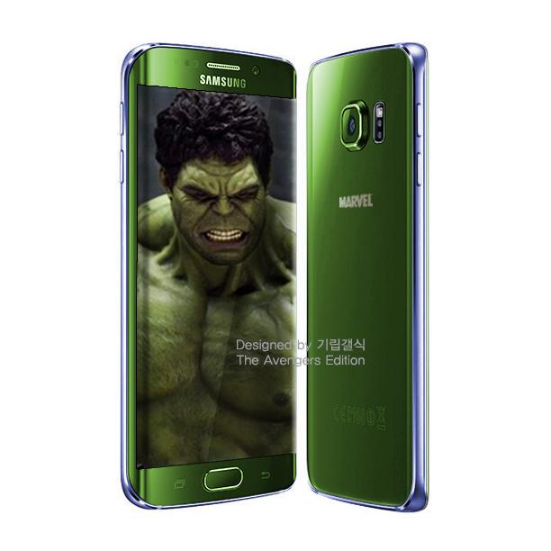 S6 edge Hulk