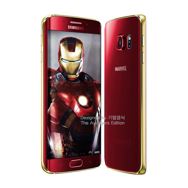S6 edge Ironman