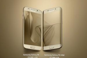 หลังจากที่เมื่อเช้าได้ออกมาประกาศเปิดรับจอง Samsung Galaxy S6 และ Galaxy S6 edge สำหรับโอเปอร์เรเตอร์ผู้ให้บริการเครือข่าย AIS, dtac และ truemove H ไป ล่าสุดมีการเปิดเผยราคาเริ่มต้นของทั้ง 2 รุ่นนี้แล้ว