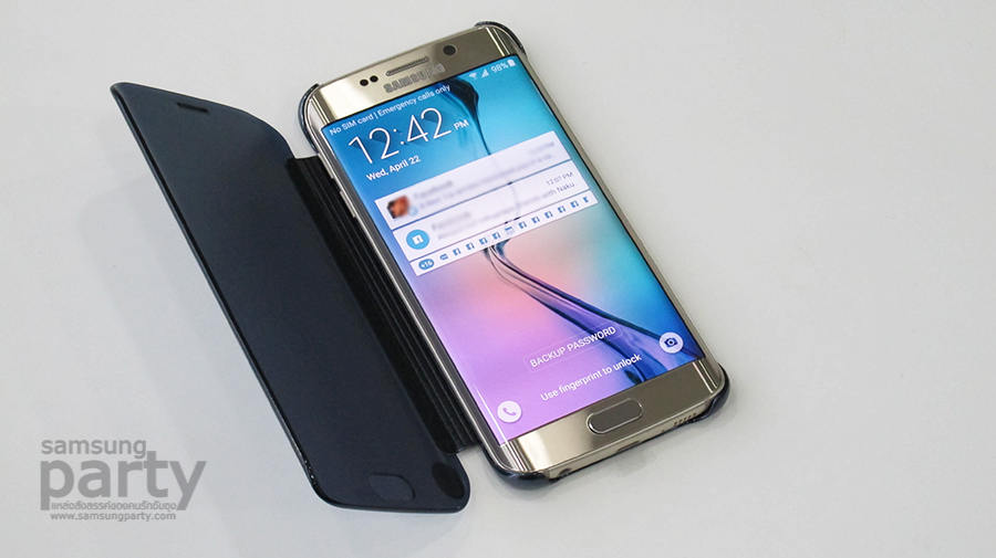 Galaxy-S6-edge-Clear-View-Cover-5