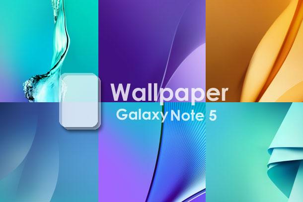 Samsung Galaxy Note 5 Wallpaper: แจกฟรี 'Wallpaper Note 5' ดาวน์โหลดไปใช้กันได้แล้วที่นี่