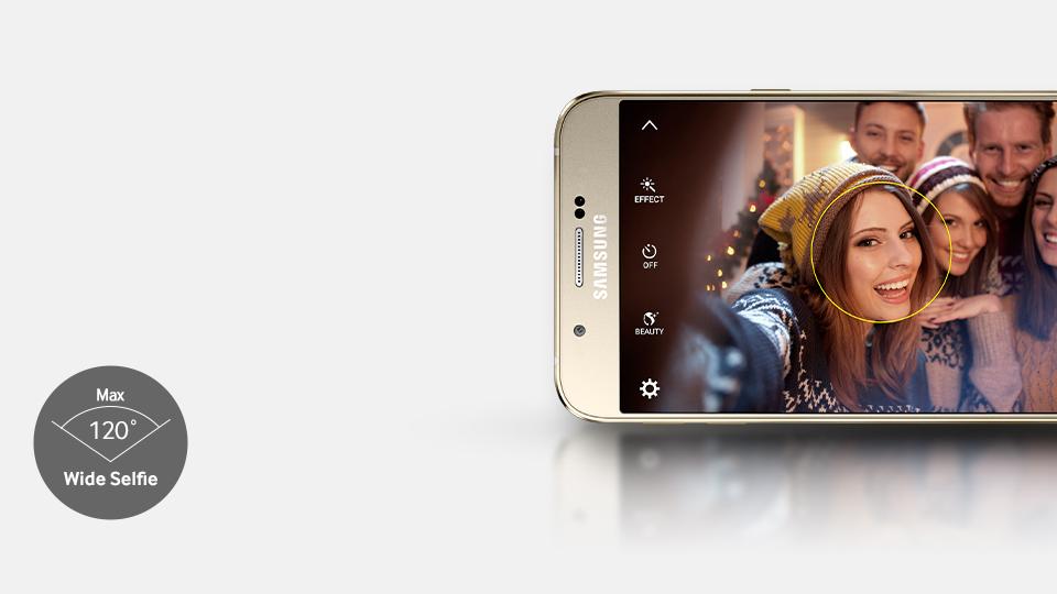 Galaxy A8 5