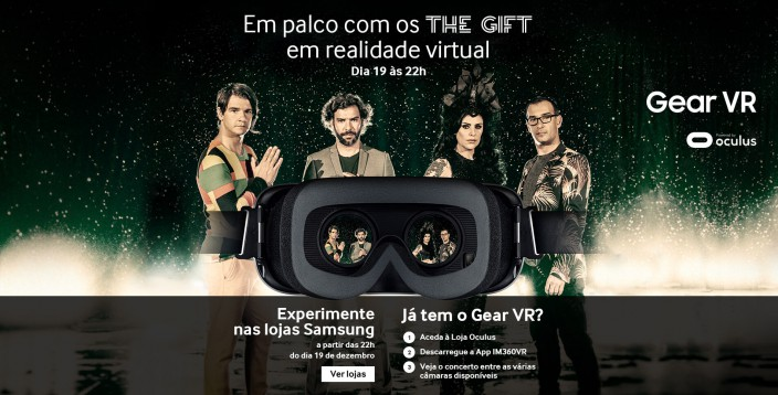 Samsung Gear VR The Gift