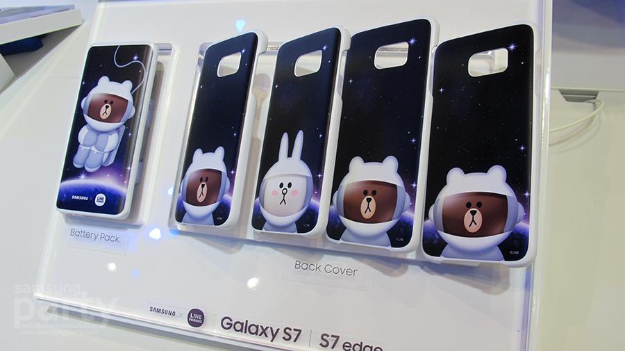 Samsung-LINE-X-Friends-Battery-Pack
