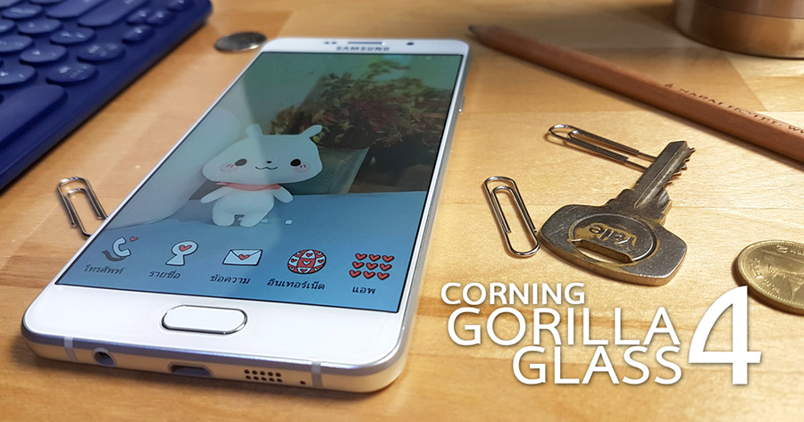 Corning Gorilla Glass 4 Samsung Galaxy A5 2016