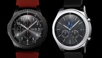 Samsung Gear S3 Frontier และ Gear S3 Classic