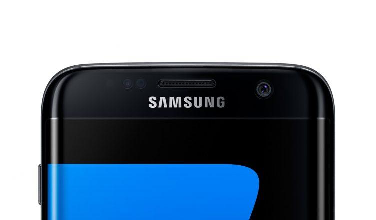 Galaxy S8 กล้องหน้า