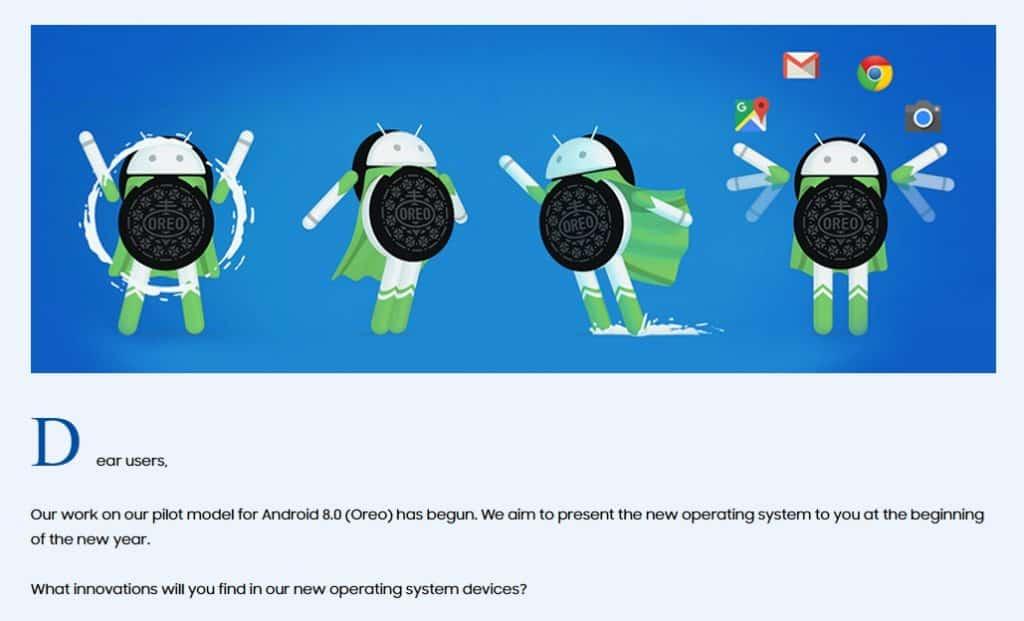 สื่อตุรกีเผย! Samsung อาจจะปล่อยอัพเดท Android 8.0 Oreo ใน