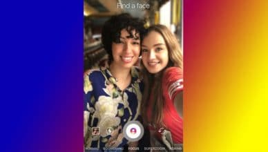 Focus Mode Instagram