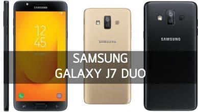 Galaxy J7 Duo Head