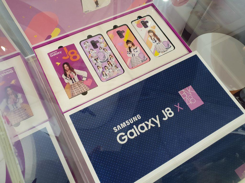 Samsung Galaxy J8 BNK48 Special Limited Boxset (4)