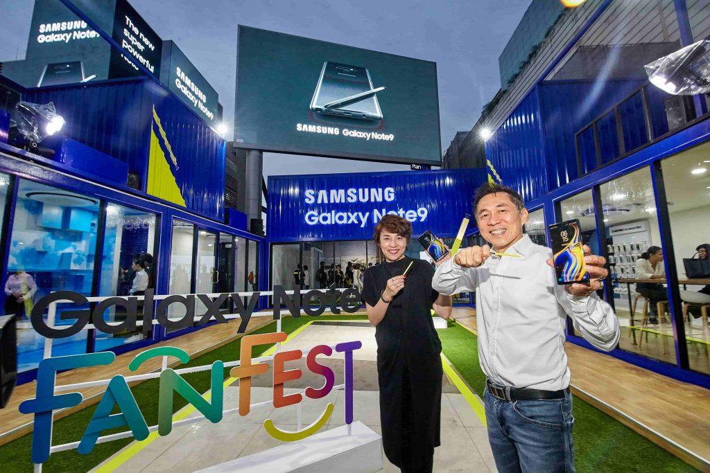 Samsung Galaxy Note FanFest