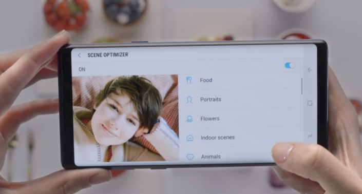 Samsung Galaxy Note 9 Camera 2