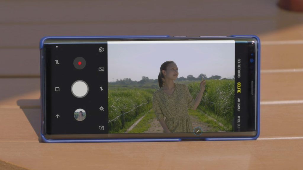 Samsung Galaxy Note 9 S PEN Remote