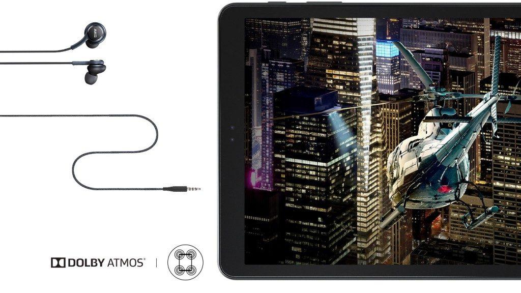 Samsung Galaxy Tab A 10.5 - Black