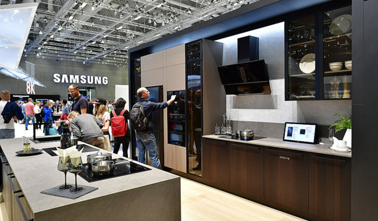 Samsung at IFA 2018