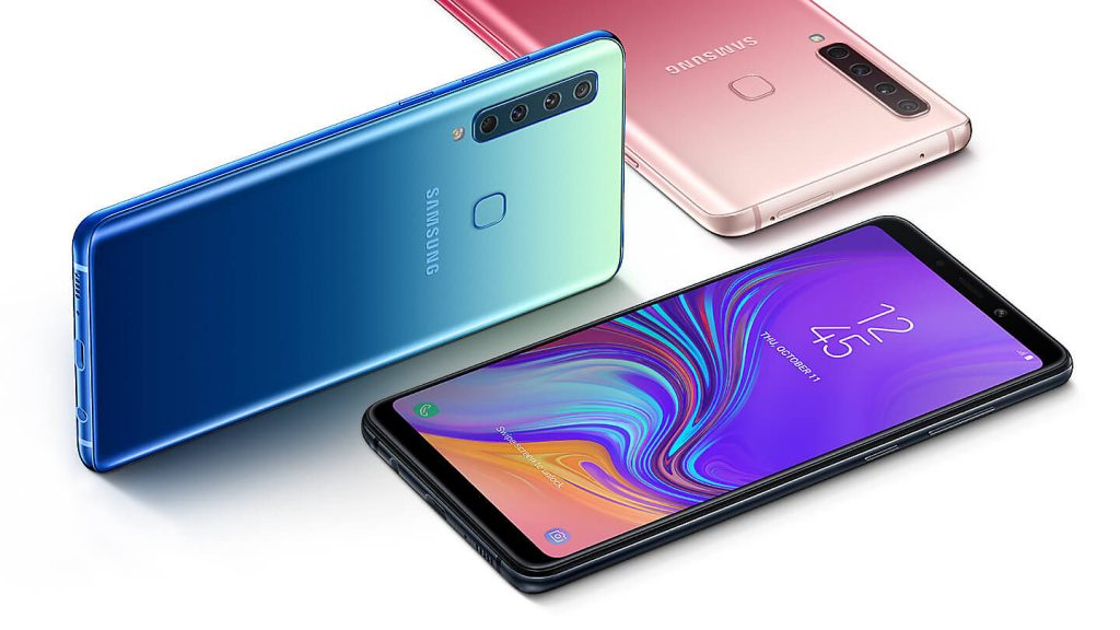 Samsung Galaxy A9 (2018) All colors